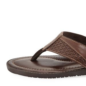 c383edd2074a Tommy Bahama Shoes - Tommy Bahama Anchors Astern Leather Thong Sandal